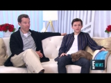 Интервью » Том Холланд и Бенедикт Камбербэтч для «E! Live from the Red Carpet»