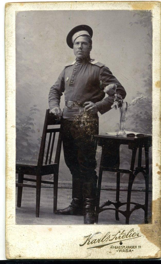 Забытый герой царской РОССИИ обрел историю