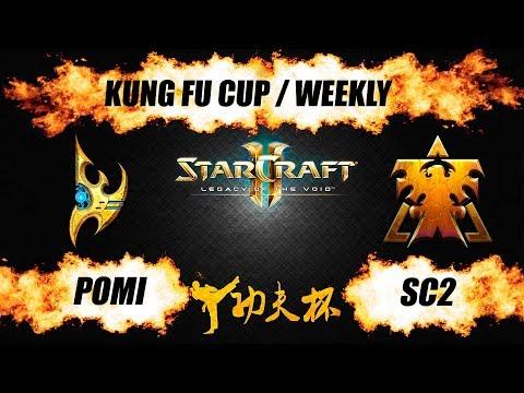 Турнир по StarCraft II Legacy of the Void (Lotv) (13.12.2018) KungFu cup 25