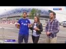 Репортаж о 90-летии стадиона Динамо Москва