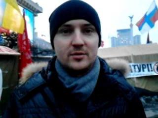 Украинцы о России на Евромайдане