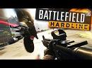 Гагатун и Хитман впервые играют в Battlefield Hardline Beta