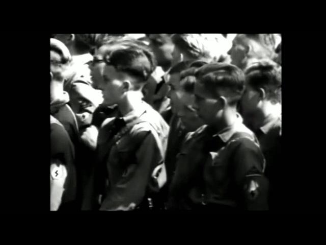 Reichstep - Triumph des Willens (Music Video) [Adolf Hitler - Dubstep Remix]