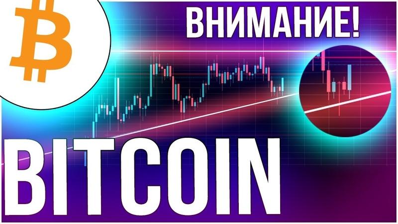 Будьте осторожны, Биткоин может пойти вниз. Bitcoin аналитика, уровни, цели, объемы инсайд BNB