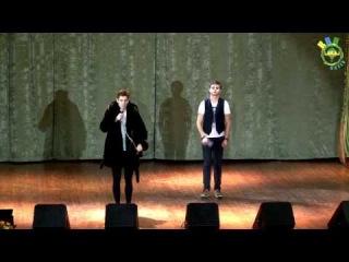 Ліга КВН КНТЕУ 2014 «Секс Бо Бомбы» (ФОАЕК, КНТЕУ) - Фестиваль 2 сезону