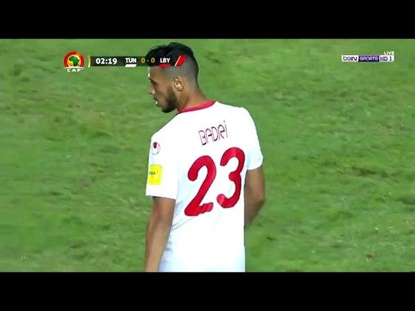 Tunisia 0–0 Libya