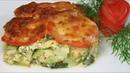 Улетная ЗАПЕКАНКА ИЗ МОЛОДЫХ КАБАЧКОВ с сыром! | BAKED ZUCCHINI WITH CHEESE