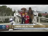 When Star Wars meets the NFLDraft - - The @49ers round 4