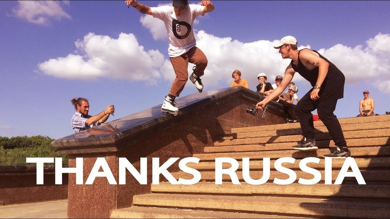 RUSSIAN PARADISE / SIB SUB INLINE CAMP (part four)