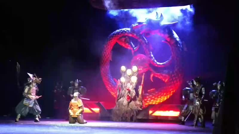 Японская сказка. Меч самурая, Театриум на Серпуховке