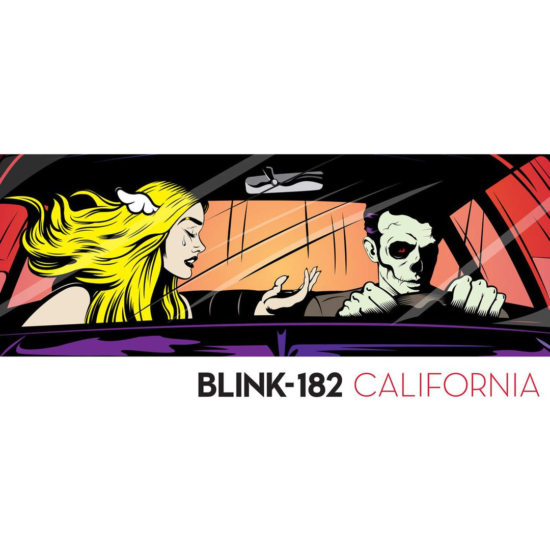 Blink-182 - California (2016)