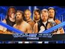Kane, Daniel Bryan and Randy Orton vs The Shield