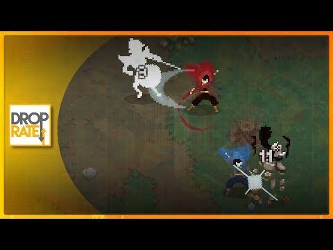 First Look: Wizard of Legend Co-Op Gameplay