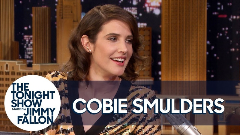 Cobie Smulders Avoids Jimmys Spoiler Traps While Talking Avengers and Spider-Man
