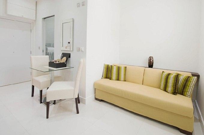 Интерьер квартиры-студии 16 м в Лондоне / Великобритания - http://kvartirastudio.