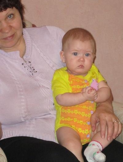 Надежда Костяева, 9 мая 1999, Москва, id196493082