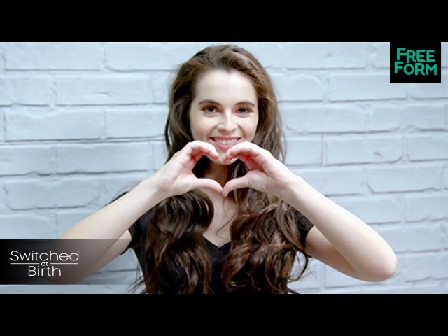 Switched at Birth | Thank You From Vanessa Marano | Freeform