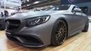 Mercedes-Benz S 63 AMG Coupe C217 Black Artform a Fashion Statment MMConcepts
