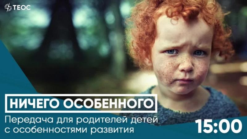 Передача для родителей детей с особенностями развития » Freewka.com - Смотреть онлайн в хорощем качестве