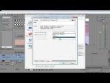 Как Сохранить Видео в hd качестве в sony vegas pro 10[Видео Урок#5]