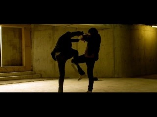 The Protector 2 Clip - RZA Fight