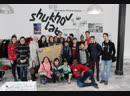 Воркшоп по цифровому производству для детей беженцев в Шухов Лаб