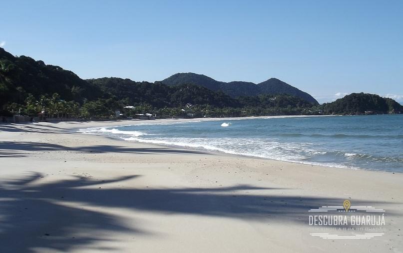 Praia Tijucopava — Guaruj#225; SP