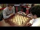 Magnus Carlsen vs Vladimir Kramnik Blitz Chess Ending