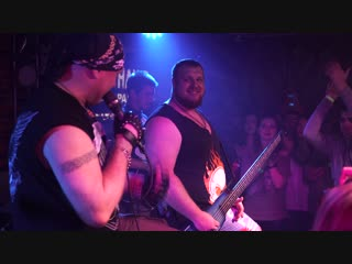"Гр. ""кадры"" (cover гр. ""король и шут"") рок-клуб machine head - марионетки."