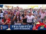 FIFA Fan Fest SPb: когда праздник не прекращается!