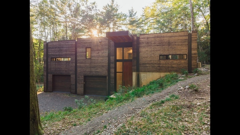 Dwell Home Tours A Couple's Scenic Getaway in New York's Hudson Valley