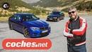 BMW M5 2018 Prueba Test Review en español