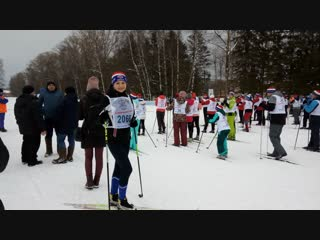лыжня-России