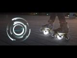 Powerslide Vi Fothon - 3 Wheel Inline skates