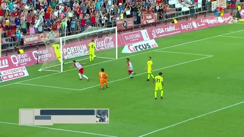 UD Альмерия - Реал Сарагоса, 2-1, Сегунда 2018-2019, 5 тур