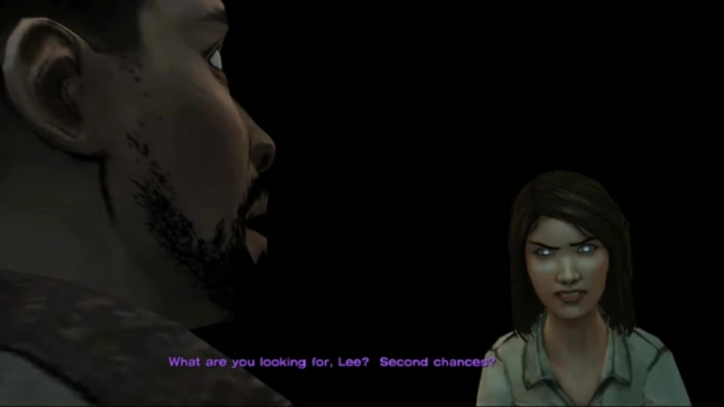 All Scrapped Scenes From Telltales The Walking Dead