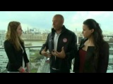 Видео к фильму «Форсаж 6» (2013): Интервью с Вином Дизелем и Мишель Родригес (русские субтитры)