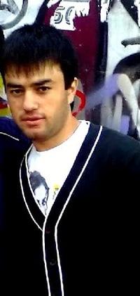 Комрон Назаров, 2 января 1988, Тверь, id191710376