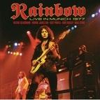 Rainbow альбом Live In Munich 1977