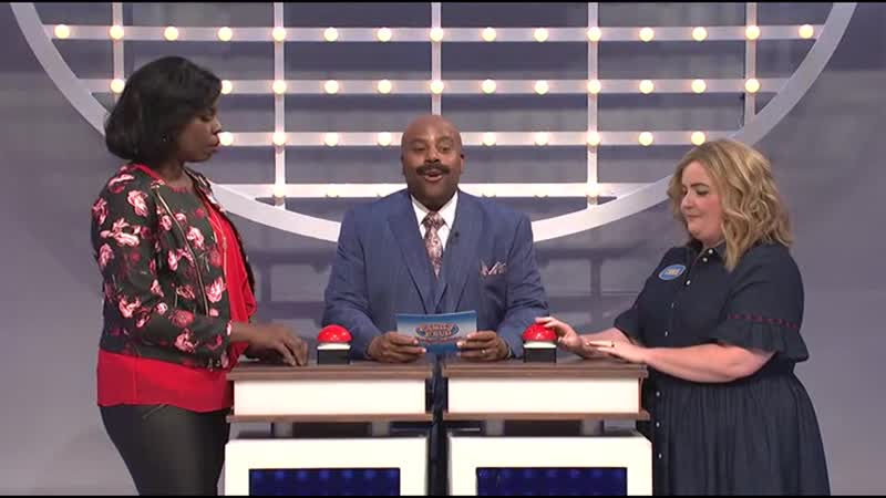 Family Feud Thanksgiving Edition - SNL [Alex Video Music]