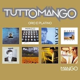 Mango альбом Tutto mango: Oro e Platino