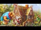 Теремок - русская народная сказка - сказка про Теремок - Детские сказки
