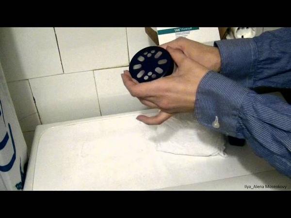 Обзор стиральный порошок SA8