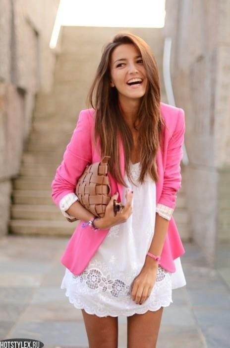 Красивые фотографии в модной одежде