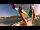 Windsurfing in Vasiliki - Lekada with GoPro Hero 3