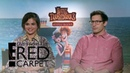 Selena Gomez Andy Samberg Answer 5 Qs From Their BFFs E! Live from the Red Carpet