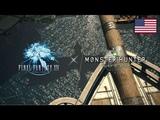 FINAL FANTASY XIV x MONSTER HUNTER WORLD Collaboration Trailer