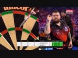 2019 World Darts Championship Quarter Final Humphries vs Smith