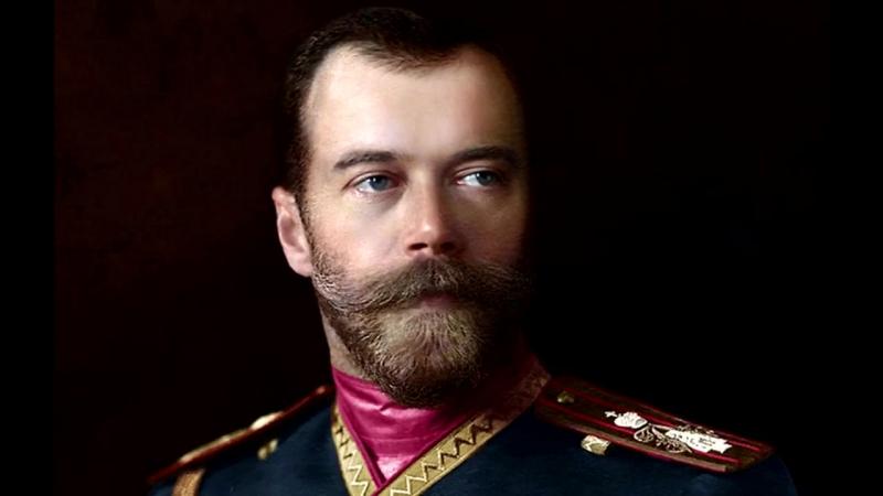 Явление Св. Государя Николая II. Будет война!