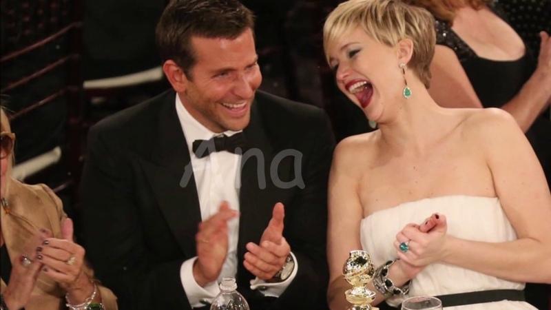 Jennifer Lawrence vs Bradley Cooper Lovely Moments ⚡ Sure you that you love them both
